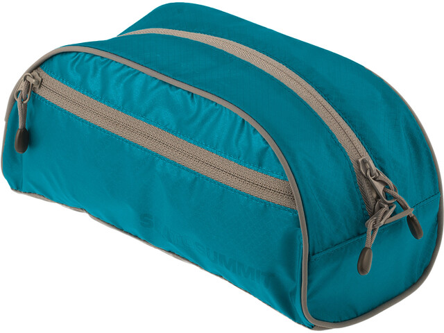 Sea to Summit Toiletry Bag small, blue/grey